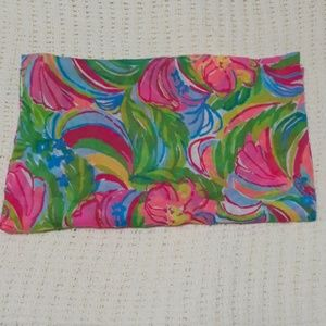"""""""Lily Pulitzer"""" Riley Infinity  scarf  #46281"""